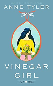 Cover of Vinegar Girl