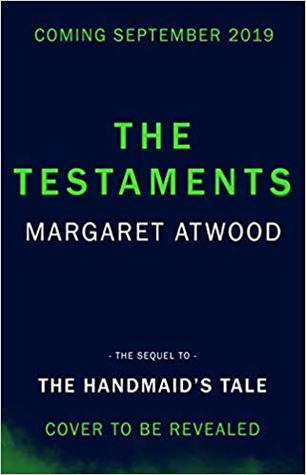 The Testaments book cover