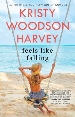 Feels like Falling Book Jacket