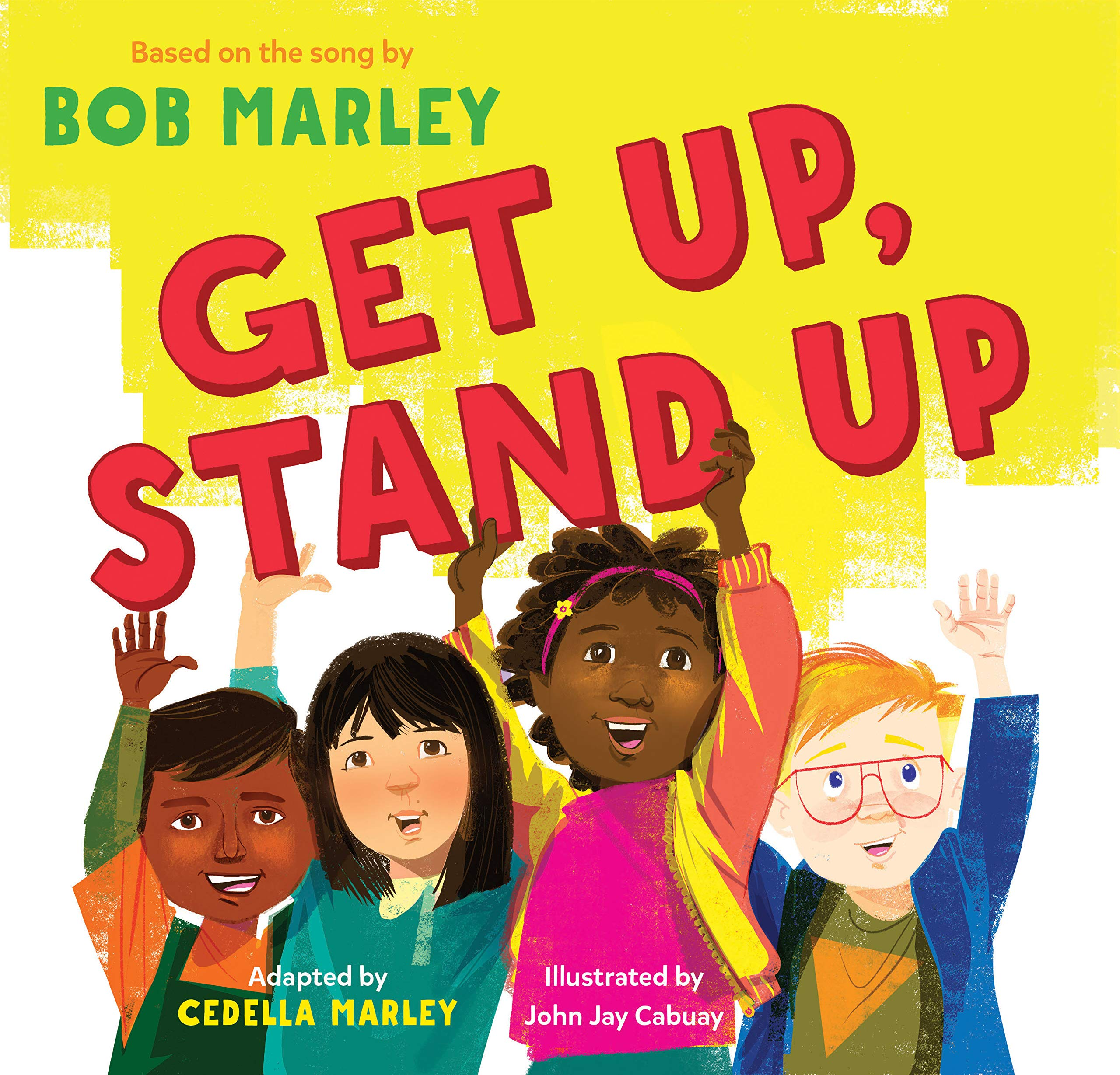 Get Up, Stand Up by Cedella Marley