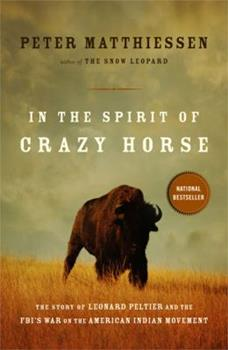 In the Spirit of Crazy Horse Book Cover