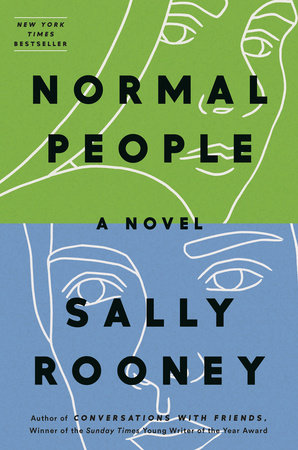 Normal People Book Image