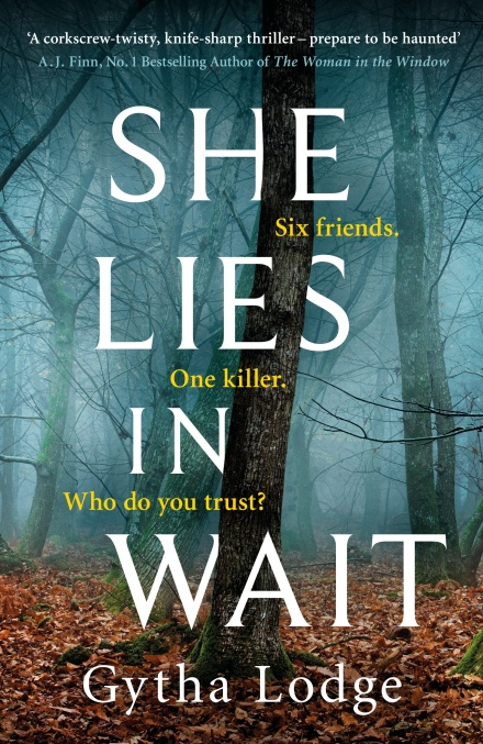 She Lies in Wait Book Review