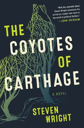 Coyotes of Carthage Book Jacket