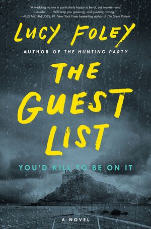 The Guest List Book Jacket