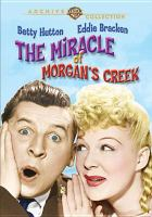 The Miracle of Morgan's Creek Movie Jacket