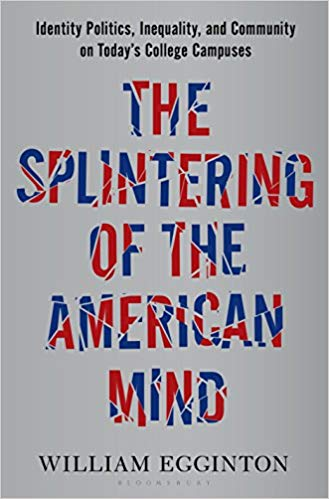 The Splintering of an American Mind Book Cover