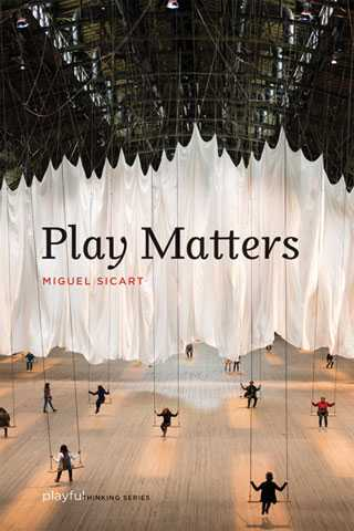Play Matters book cover