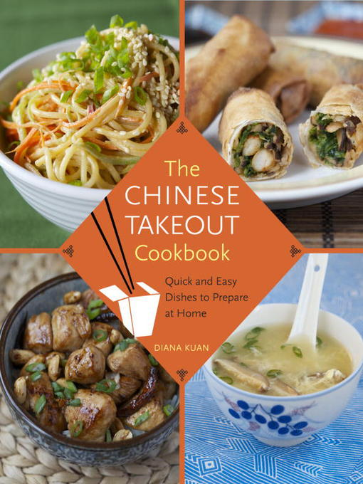 Chinese Takeout Cookbook Cover Image