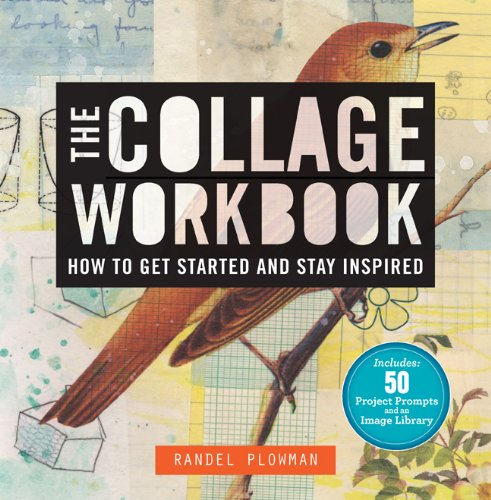Book cover: The Collage Workbook