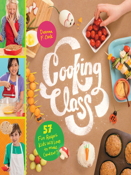 Cooking Class cookbook cover image