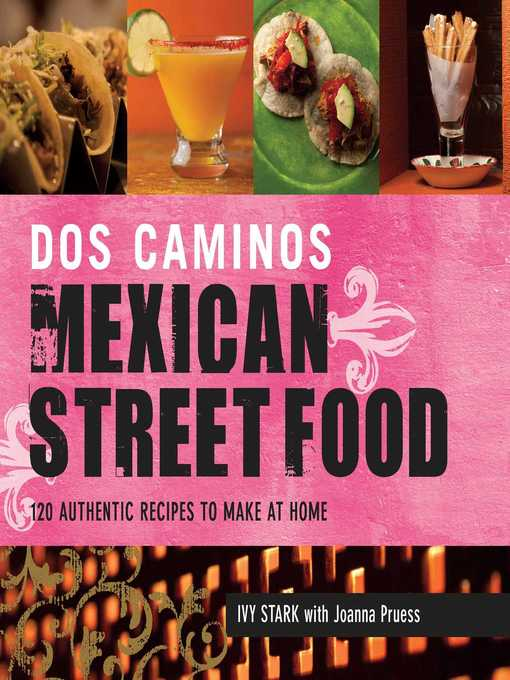 Dos Caminos Mexican Street Food cookbook cover image
