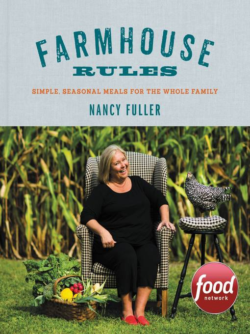 Book Cover Image for Farmhouse Rules Cookbook