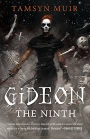 Gideon the Ninth Book Cover Image