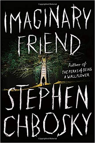 Imaginary Friend Book Cover Image