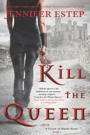 Kill the Queen book cover image