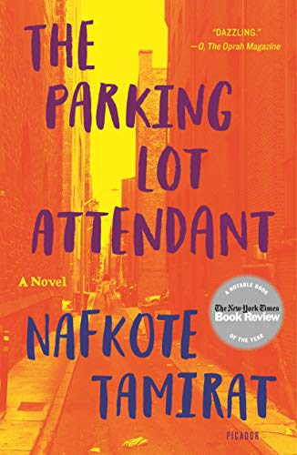 Parking Lot Attendant Book Cover Image