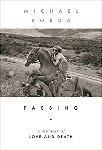 Passing: A Memoir of Love and Death book cover image