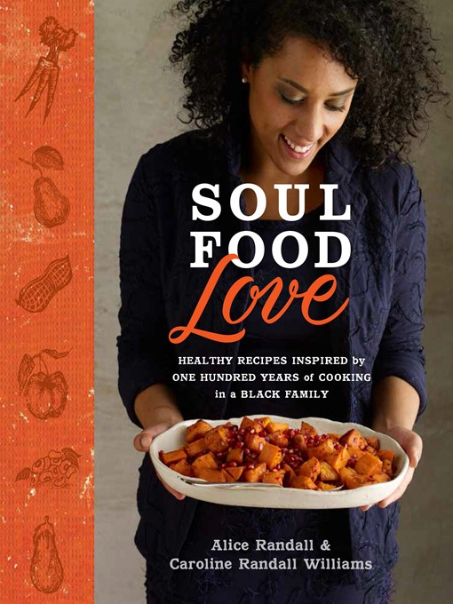 Book Cover Image for Soul Food Love cookbook