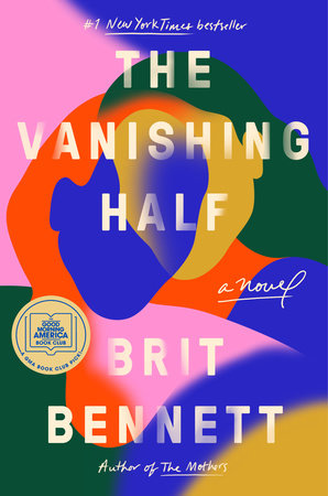 The Vanishing Half Book Jacket