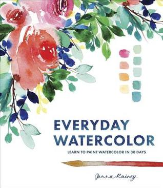 Book cover: Everyday Watercolor