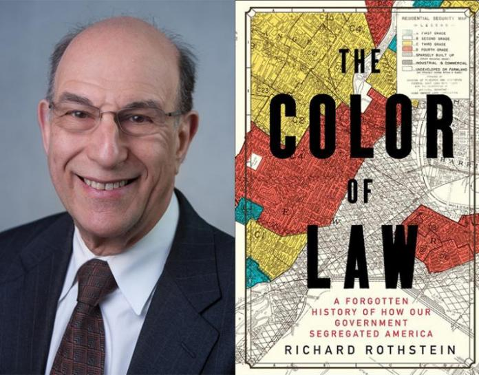 Hear from Richard Rothstein Author of The Color of Law
