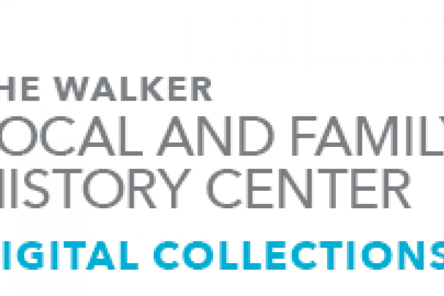 Local History Digital Collections logo