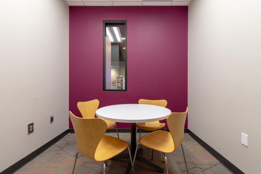 Edgewood Small Meeting Space (Purple Room)