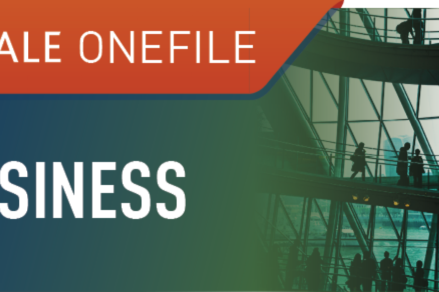 Gale Onefile: Business logo
