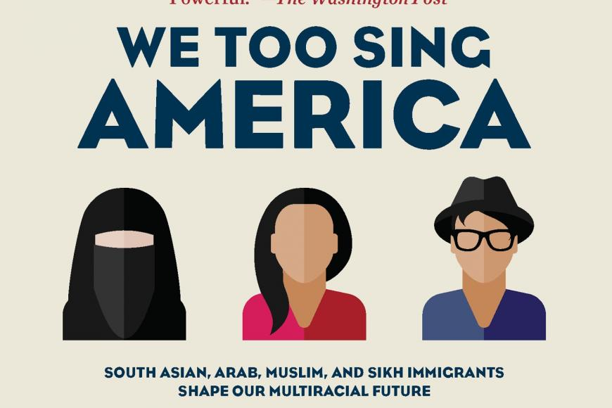We Too Sing America Book Cover