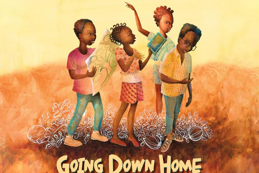 Going Home With Daddy Book Cover