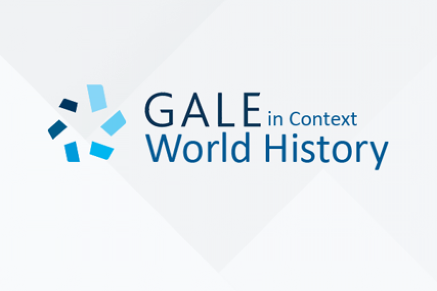 Gale in Context: World History