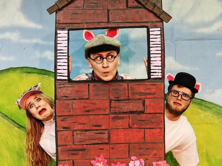 Columbia Children's Theater's 3 Little Pigs