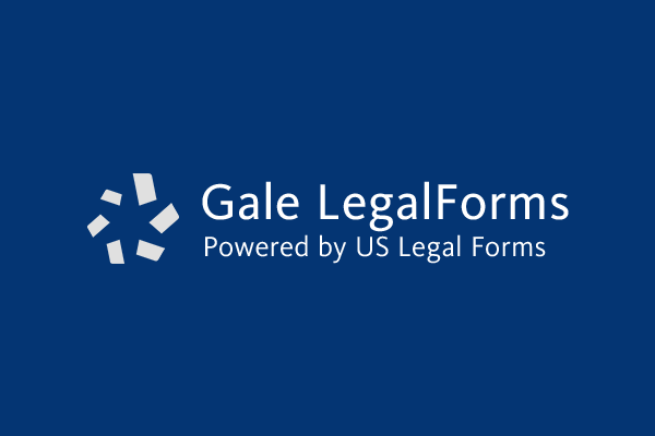 Gale LegalForms Powered by US Legal Forms