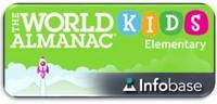 World Almanac for Kids Elementary button