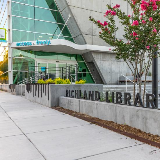 Richland Library Main