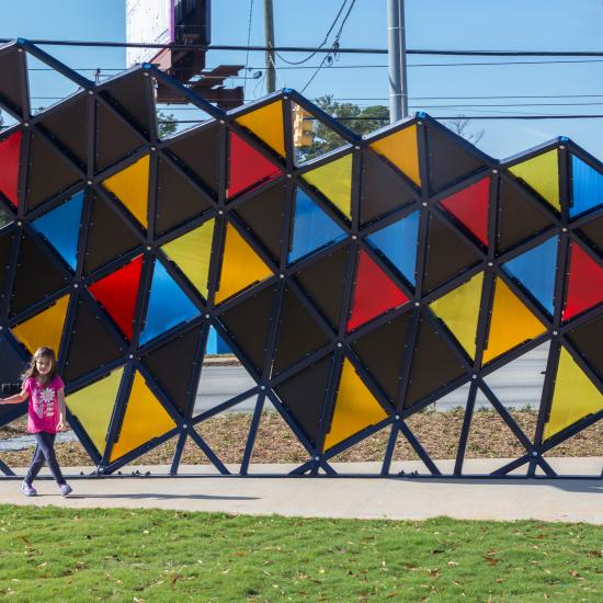 Public Art at Richland Library
