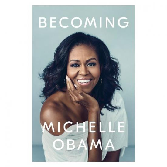 book cover of becoming