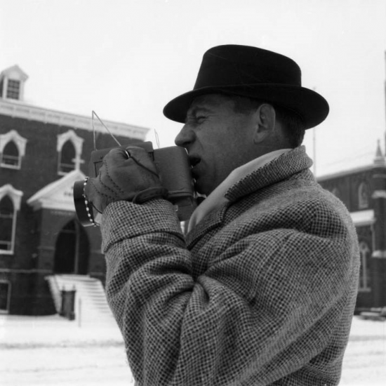 Photographer for The State newspaper, 1958
