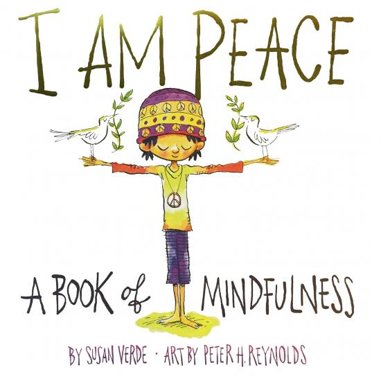 I Am Peace Book Jacket