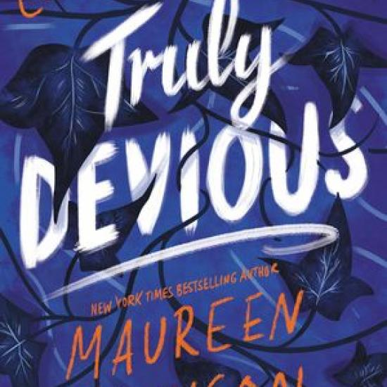Truly Devious Book Jacket