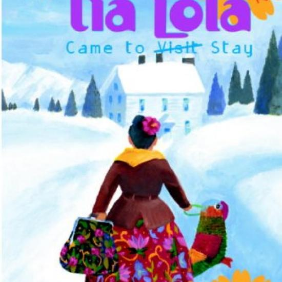 How Tia Lola Came to Visit Stay by Julia Alvarez
