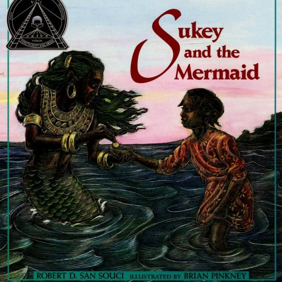 Cover of the book Sukey and the Mermaid