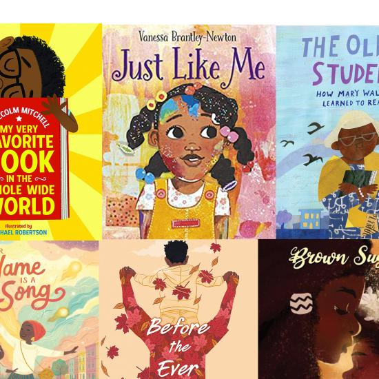 Book covers of 2020 books written by African Americans