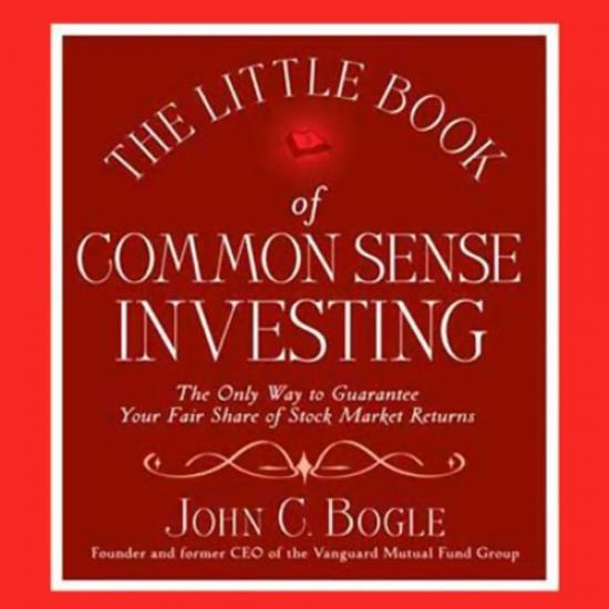Cover for The Little Book of Common Sense Investing