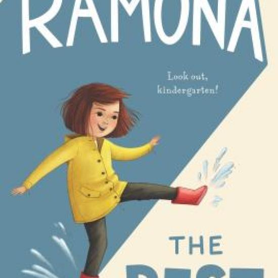 Book cover Ramona the Pest