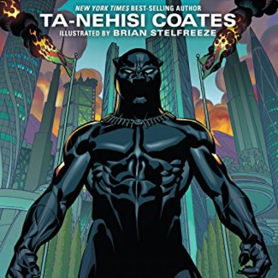 Cover of Black Panther